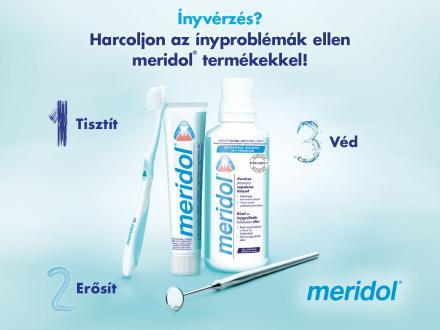 Új Meridol termék