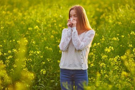 Allergia nátha