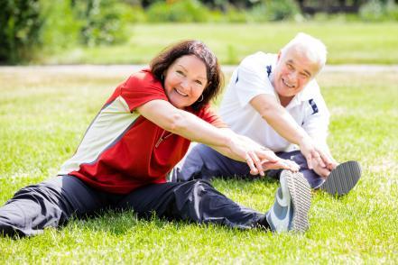 Alzheimer sport
