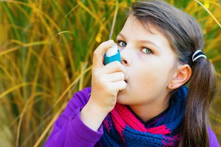Asztma gyermekkorban