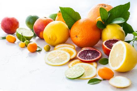 Citrusfélék gyomorfekély
