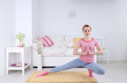 Derékfájás jóga