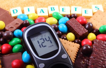 Diabetes elhízás