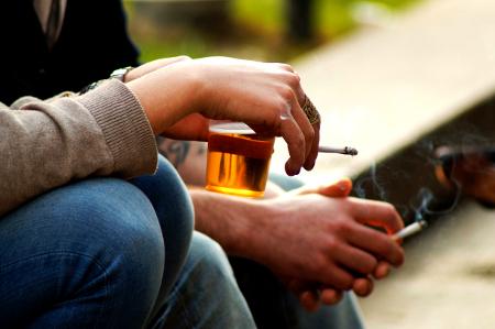Dohányzás és tüdőrák