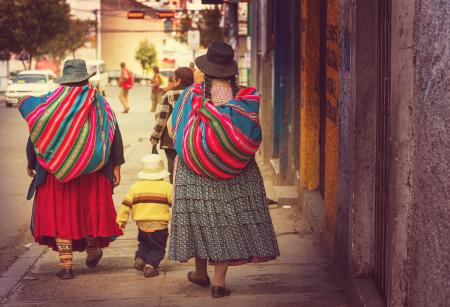 Ecuador lakosok