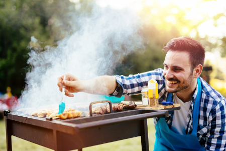 Grillezés egészségesen