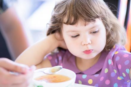 Gyermek étkezési zavar