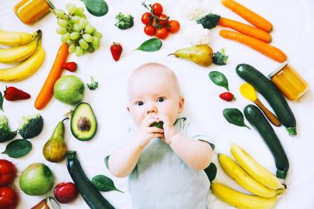 Gyerek egészséges táplálkozás