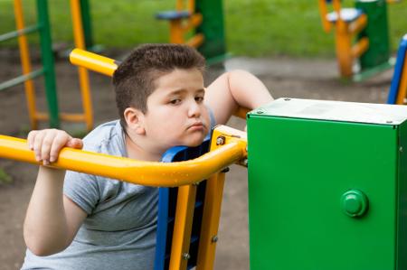 Kövér gyerek