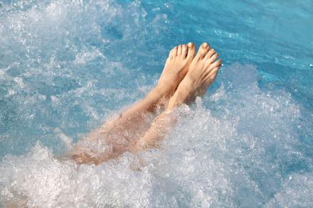 Visszeres csillagok kezelése a lábakon