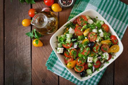 Mediterran etrend dietetikus