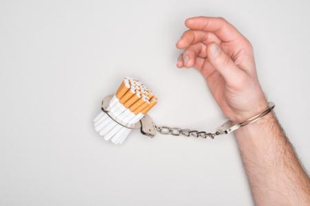gyorsan és pontosan hagyja abba a dohányzást
