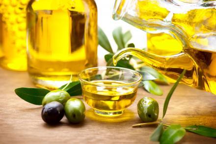 Olíva élettani