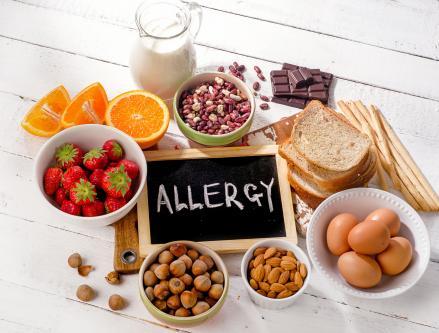 Táplálék allergia tudomány