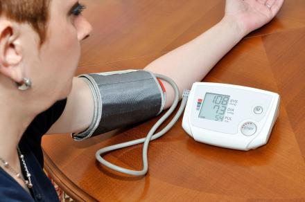 Vérnyomásmérés magas