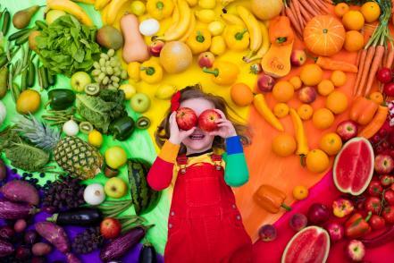 Vitaminszükséglet gyerek