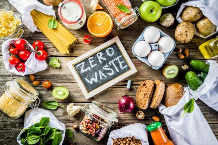 Élelmiszerpazarlás zéró