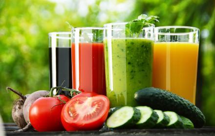 Zöldséglé fogyás