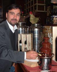 Gianni Annoni csokoládé csoki