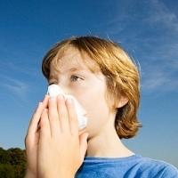 allergia, terhesség