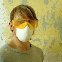 azbeszt, azbesztózis