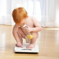 császármetszés, elhízás