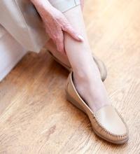 cukorbeteg, láb