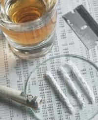 kokain és alkohol, drogteszt