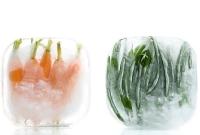 fagyasztott, zöldség
