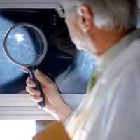 férfi, mellrák, mammográfia