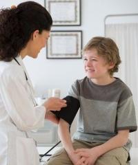 gyermekkori, magas vérnyomás