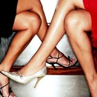 női lábak, visszérműtét, visszértágulat