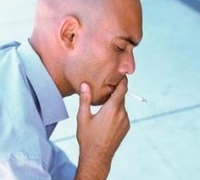 kopaszodás, hajhullás, dohányzás