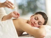 menopauza, masszázs, aromaterápia