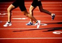 atléták, hirtelen, halál, szív-ultrahang