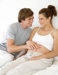 szex, terhesség, szülés