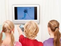 tévé, gyerekkori elhízás