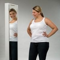 túlsúly, testkép