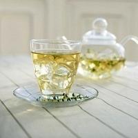 jeges tea, vesekő