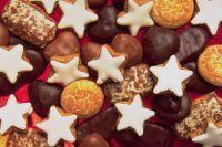 karácsonyi édesség desszert étkezés sütemény