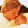szoptatás, újszülött, csecsemő