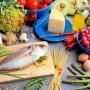 ételek, mediterrán, diéta